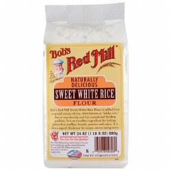Bob's Red Mill Sweet White Rice Flour 24 oz