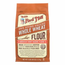 Bob's Red Mill Whole Wheat Flour 5lb
