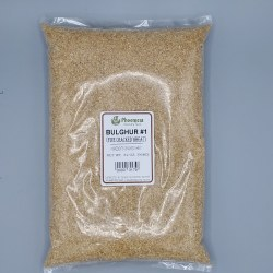 Phoenicia Bulghur Wheat Fine #1 2 lb