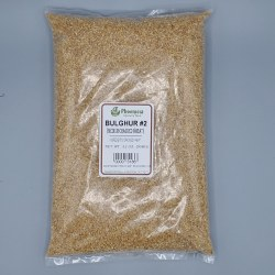Phoenicia Bulghur Wheat Medium #2 2 lb