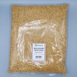 Phoenicia Turkish Bulghur Wheat Coarse 5 lb