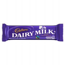 Cadbury Dairy Milk Chocolate Bar 45g