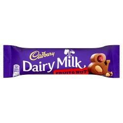 Cadbury Fruit & Nut Chocolate 49g