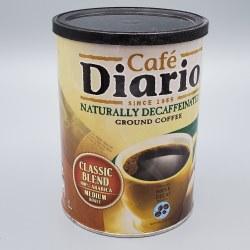 Cafe Diario Decaffeinated Coffee 13oz