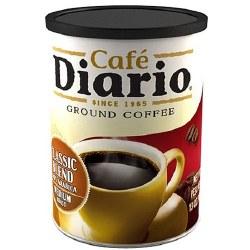 Cafe Diario Ground Coffee 11oz