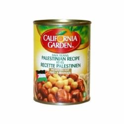 California Garden Fava Beans Palestinian Recipe 16oz