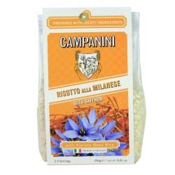 Campanini Risotto alla Milanese with Saffron 250g