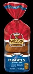 Canyon Blueberry Bagels 14oz
