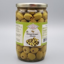 Casablanca Green Olives Pitted 280g