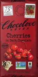 Chocolove Cherries in Dark Chocolate 3.2 oz