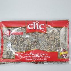 Clic French Lentils 2lb