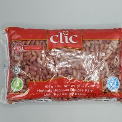 Clic Red Kidney Beans Light Color 2lb
