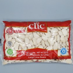 Clic Lima Large Beans 2lb