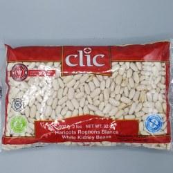 Clic White Kidney Beans 2lb