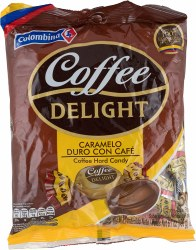 Colombina Coffee Delight Candy 6.7 oz