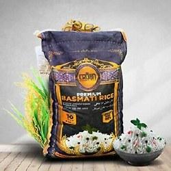 Crown Basmati Rice 10lb