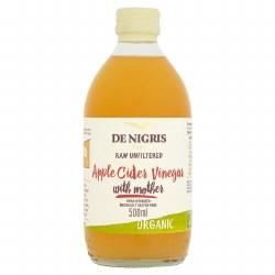 De Nigris Apple Cider Vinegar Organic 500ml