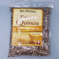 Del Destino Quinoa Tricolor 5lb