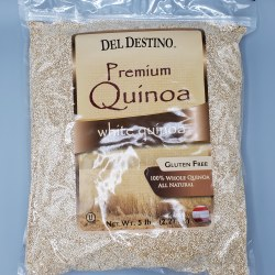 Del Destino Quinoa White 5lb
