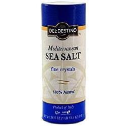 Del Destino Sea Salt Fine 26oz