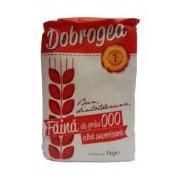 Dobrogea Wheat Flour Triple Zero 1 kg