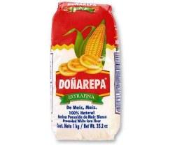 Donarepa White Corn Meal 35 oz