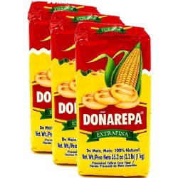 Donarepa Yellow Corn Meal 35 oz