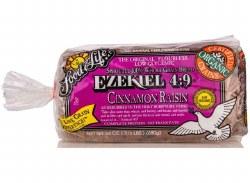 Food For Life Ezekial Cinnamon Raisin Bread 24 oz