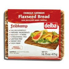 Feldkamp Flaxseed Bread 475g