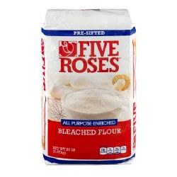 Five Roses All Purpose Bleached Flour 22lb