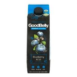 GoodBelly  Blueberry Acai Probiotic Juice 32oz