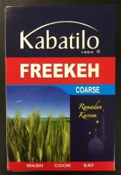 Kabatilo Freekeh Coarse 500g