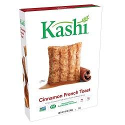 Kashi Cereal Cinnamon French Toast 10oz