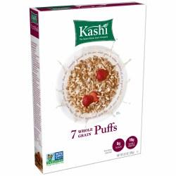 Kashi Cereal Seven Grain Puffs 7oz