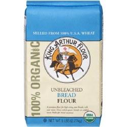King Arthur Bread Flour Organic 5lb