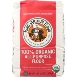 King Arthur All Purpose Flour Organic 5lb