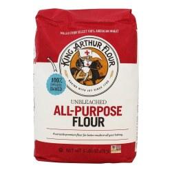 King Arthur All Purpose Unbleached Flour 5lb