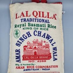 Lal Qilla Basmati Rice Traditional 10 lb