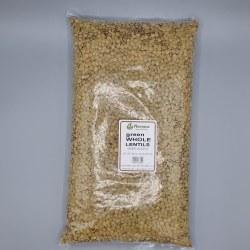 Phoenicia Whole Green Lentils 5 lb