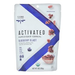 Living Intentions Cereal Blueberry Blast 9oz