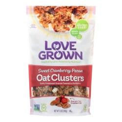 Love Grown Granola Cranberry Pecan Gluten Free 12oz