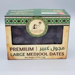 Abuayyash Medjool Dates Large 1 kg