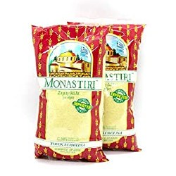 Monastiri Semolina Flour Coarse 500g
