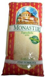 Monastiri Semolina Flour Fine 500g