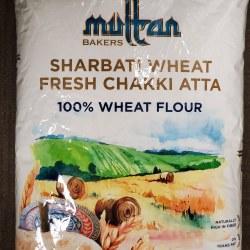 Multan Atta Flour 20lb
