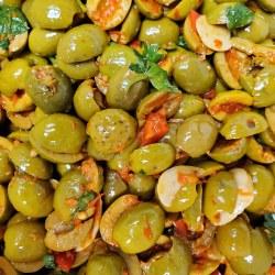 Olive Bar - Garlic Diva Olives