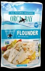 Orca Bay Flounder Fillets 10oz