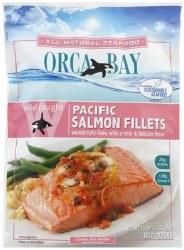 Orca Bay Salmon Fillets 10oz