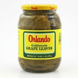 Orlando Grape Leaves 16oz