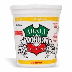Abali Plain Yogurt Low Fat 32oz